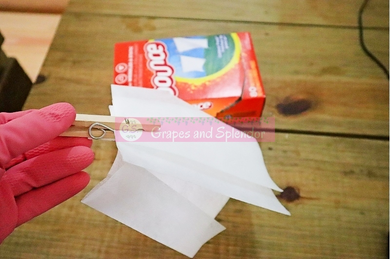 30 Unexpected Ways To Use Dryer Sheets
