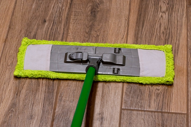 Hard Wood Floor Cleaning Hacks