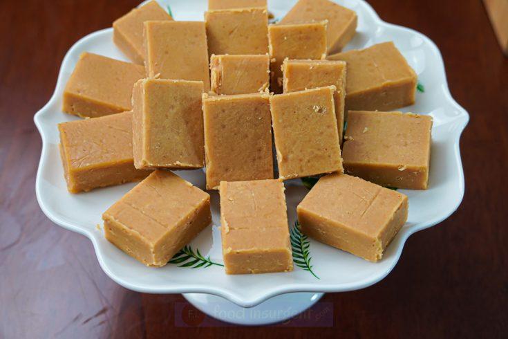 Grandma's Creamy Peanut Butter Fudge