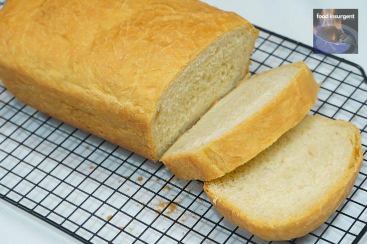 Delicious Yummy To My Tummy White Bread